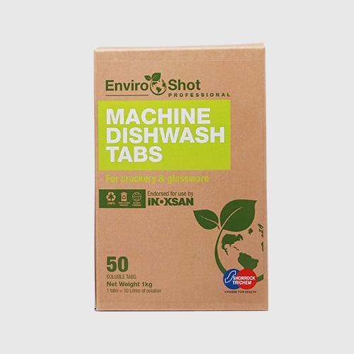 eco-friendly dishwasher tablets