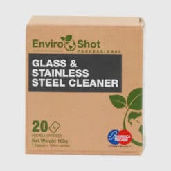 Eco friendly glass cleaner