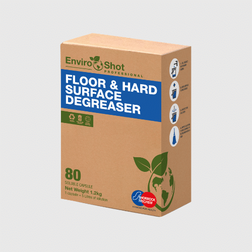 Floor & Hard Surface Degreaser